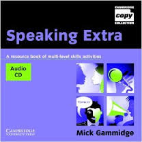 Speaking Extra Audio  CDs A Resource Book of Multi-level Skills Activities