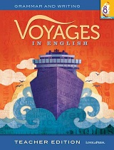 Voyages in English 2018 Grade 8 Teacher Edition Sample Pages