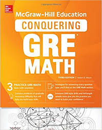 McGraw-Hill Education Conquering GRE Math 3rd Edition