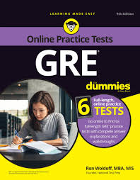 GRE for Dummies with Online Practice For Dummies 9th Edition 2019