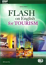 Flash on English for Tourism Book