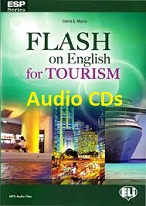 Flash on English for Tourism Audio CDs