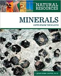 Natural Resources Minerals Gifts from the Earth