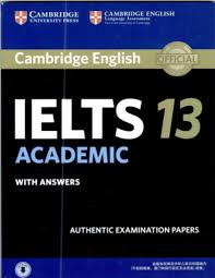 Cambridge Practice Tests for IELTS 13 - Academic with Answer (Ebook)