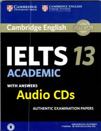 Cambridge Practice Tests for IELTS 13 - Academic with Answer (Audio)