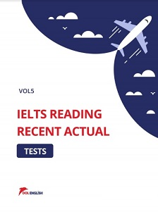 IELTS Reading Recent Actual Tests Volume 5 (Ebook)