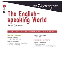 The English Speaking World Step 2 Answer Keys by Janet Cameron