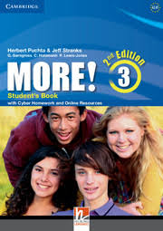 CAMBRIDGE More! 3 Student Book Second Edition