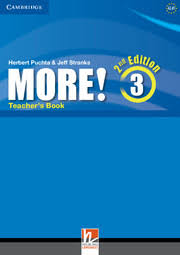 CAMBRIDGE More! 3 Teacher Book Second Edition