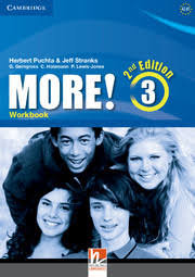CAMBRIDGE More! 3 Workbook Second Edition