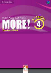 CAMBRIDGE More! 4 Teacher Book Second Edition