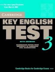 Cambridge Key English Test 3 (Ebook+Audio)