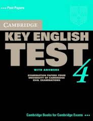 Cambridge Key English Test 4 (Ebook+Audio)