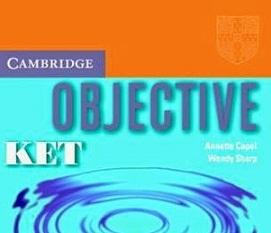 Cambridge Objective KET Teacher Book