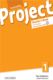 Project 1 Teachers Book 4th Edition
