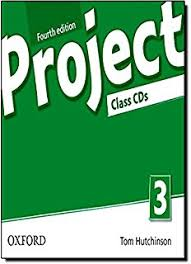 Project 3 Class Audio CDs 4th Edition