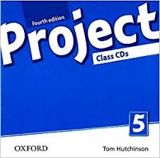 Project 5 Class Audio CDs 4th Edition