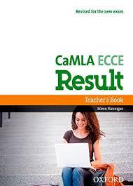 CaMLA ECCE Result Teachers Book - OXFORD 2012