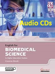 English for Biomedical Science in Higher Education Studies Class Audio CDs 2015