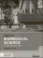 English for Biomedical Science in Higher Education Studies Teachers Book 2015