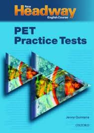 PET Practice Tests Headway (Ebook-Audio)