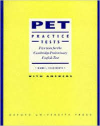 PET Practice Tests - Diana L. Fried-Booth (Ebook-Audio)
