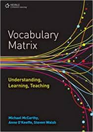 Vocabulary Matrix Understanding Learning Teaching