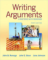 Writing Arguments A Rhetoric with Readings 10th Edition