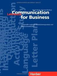 Communication for Business Textbook - Hueber