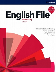English File 4th Edition Elementary Student Book