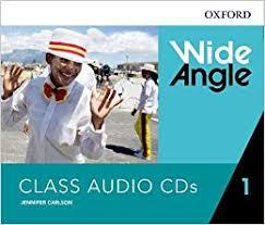 Wide Angle 1 Class Audio CDs