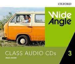 Wide Angle 3 Class Audio CDs