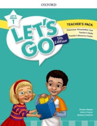 Lets Go 1 Lets Begin 5th Edition Teacher Book