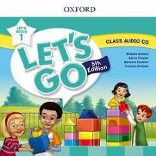 Lets Go 1 Lets Begin 5th Edition Class Audio CDs