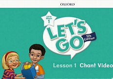 Lets Go 1 Lets Begin 5th Edition Animated Video