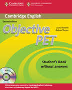 Cambridge Objective PET Student Book - 2nd Edition