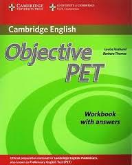 Cambridge Objective PET WorkBook - 2nd Edition