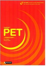 Target PET Student Book