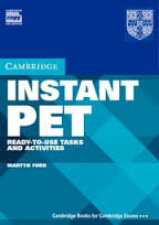 Cambridge Instant PET (Ebook-Audio)