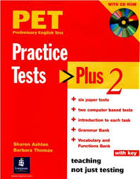 PET Practice Tests Plus 2 with Key (Ebook+Audio)