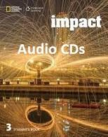 Impact 3 Class Audio CDs