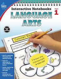 Interactive Notebooks Language Arts Grade 1