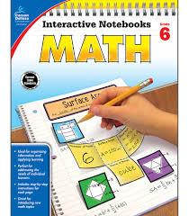 Interactive Notebooks Math Grade 6