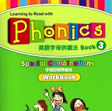 Learning to Read with Phonics 3 Special Combinations Workbook