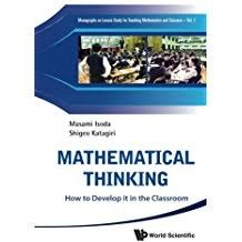 Mathematical Thinking How to Develop it in the Classroom
