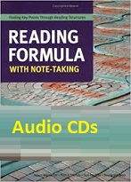 Reading Formula with Note-Taking Audio CD