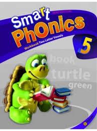 Smart Phonics 5 Two Letter Vowels Digital Smart Phonics IWB