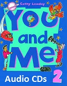 You and Me 2 Class Audio CDs
