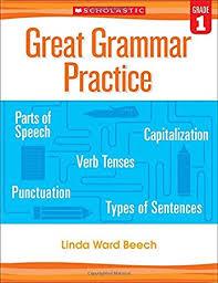 Great Grammar Practice Grade 1