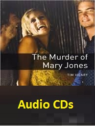Oxford Bookworms 1 The Murder of Mary Jones Audio